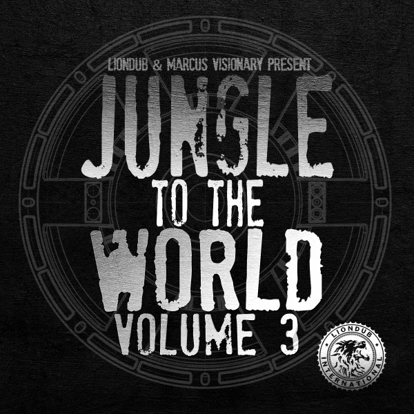 JUNGLE LP003-JUNGLE TO THE WORLD VOLUME 3_ART_1_FRONT