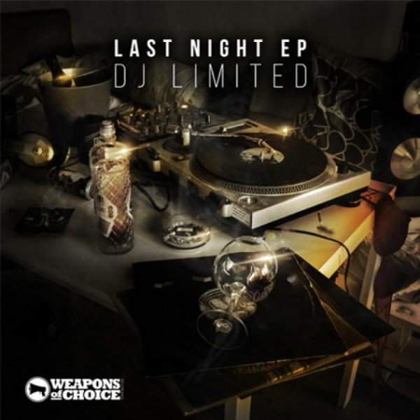 Dj Limited - Last Night ep